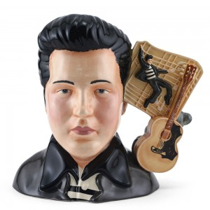 Elvis Presley EP4 (Jailhouse Rock) - Large - Royal Doulton Character Jug