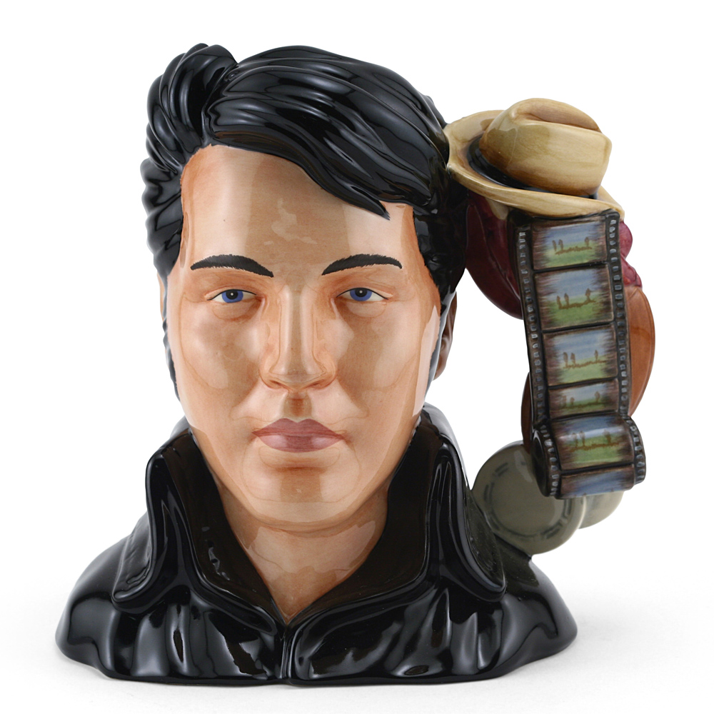 Elvis Presley EP5 (Stand Up) - Large - Royal Doulton Character Jug