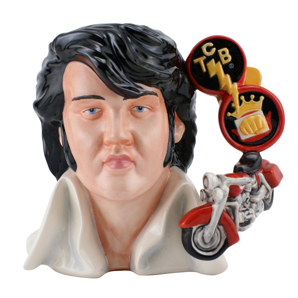 Elvis Viva Las Vegas EP10 - Large - Royal Doulton Character Jug