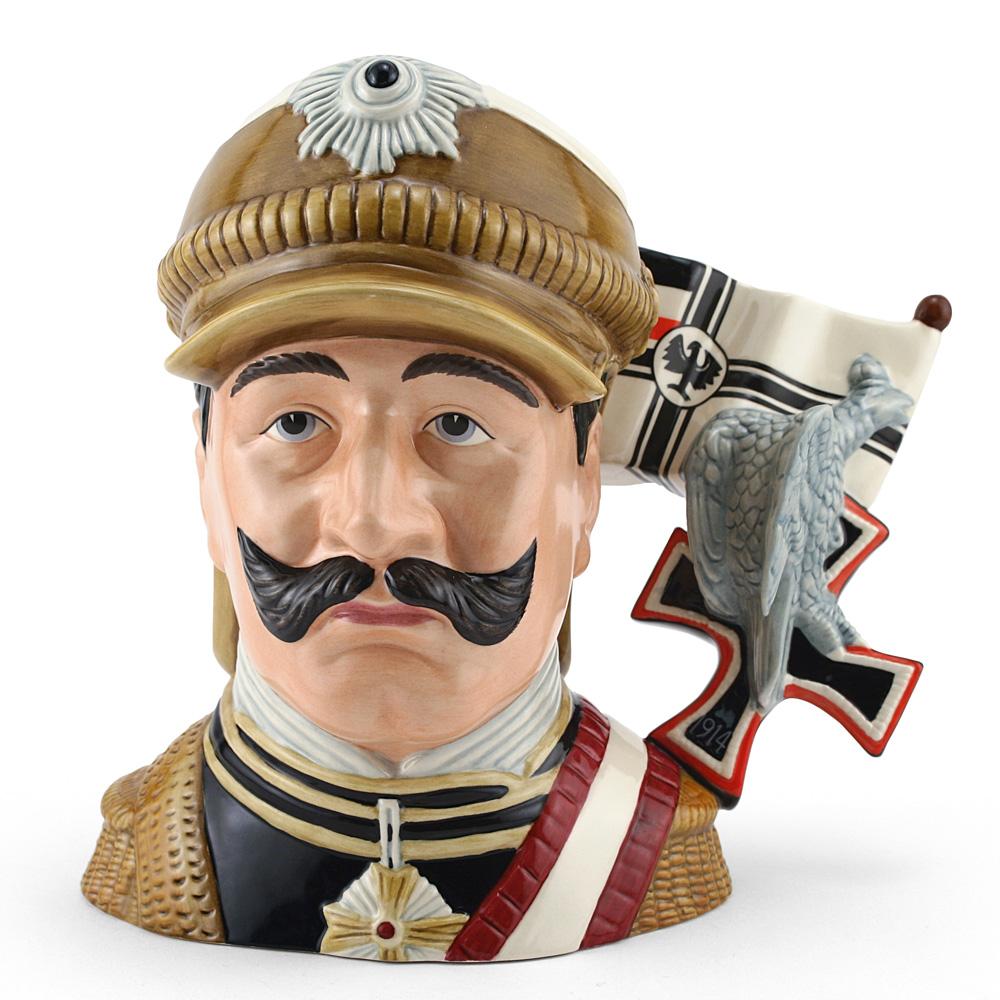 Emperor Kaizer D7233 - Large - Royal Doulton Character Jug