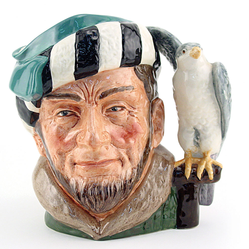 Falconer D6533 - Large - Royal Doulton Character Jug