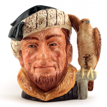 Falconer Hornes Backstamp D6798 - Large - Royal Doulton Character Jug