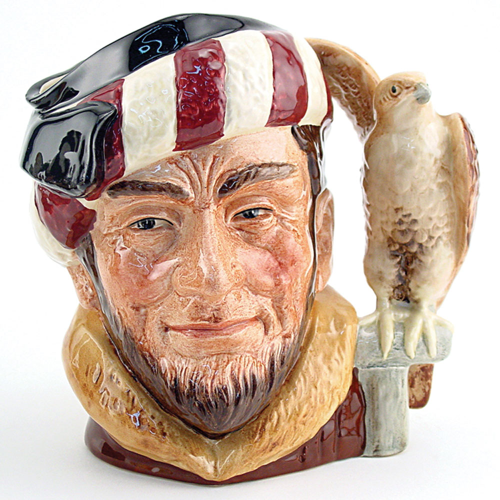 Falconer Jones D6800 - Large - Royal Doulton Character Jug