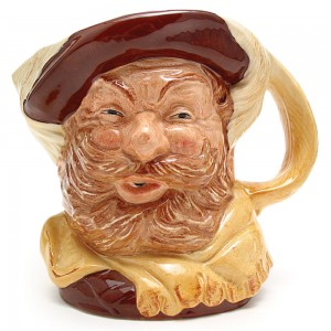 Falstaff (Colorway) D6795 - Large - Royal Doulton Character Jug