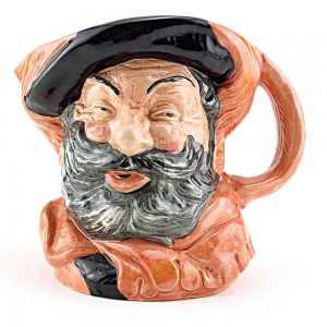 Falstaff D6287 - Large - Royal Doulton Character Jug