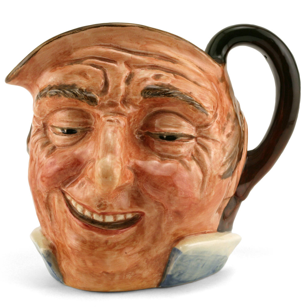 Farmer John D5788 (Handle Inside) - Large - Royal Doulton Character Jug