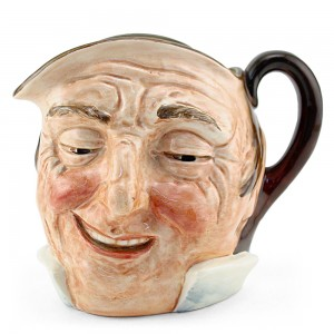 Farmer John Handle Outside D578 - Large - Royal Doulton Character Jug
