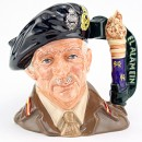 Field Marshal Montgomery D6908 - Large - Royal Doulton Character Jug
