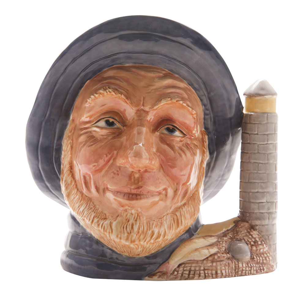 Fisherman Prototype V2 - Large - Royal Doulton Character Jug