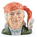 Fortune Teller New D6874 - Large - Royal Doulton Character Jug