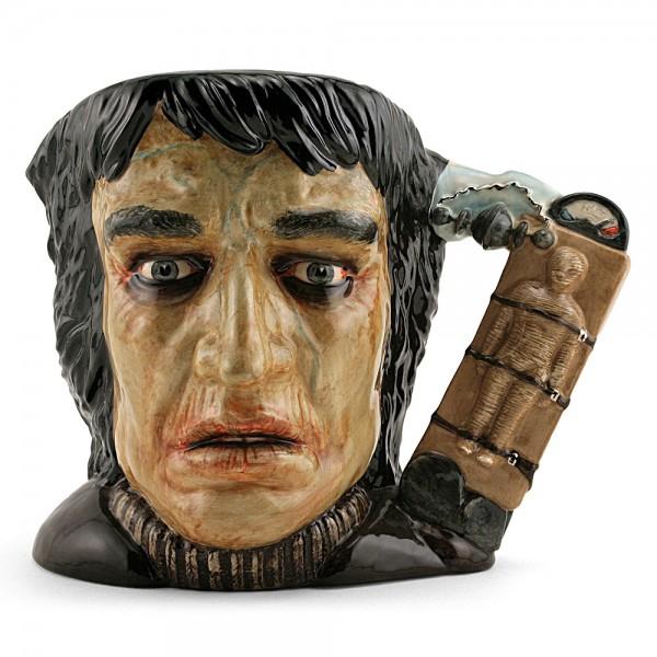Frankenstein D7052 - Large - Royal Doulton Character Jug
