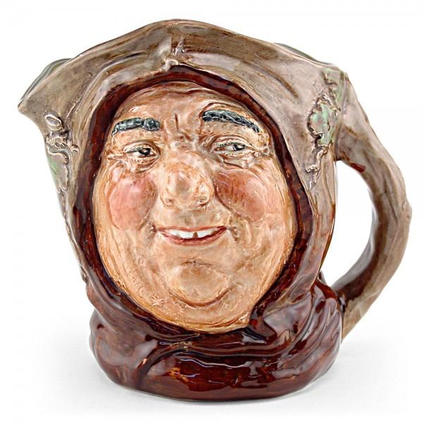 Friar Tuck D6321 - Large - Royal Doulton Character Jug