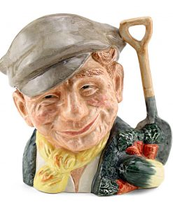 Gardener Old D6630 - Large - Royal Doulton Character Jug