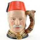 General Gordon D6869 - Large - Royal Doulton Character Jug