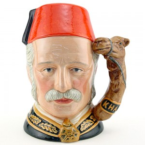 General Gordon D6869 - Large - Royal Doulton Character Jug