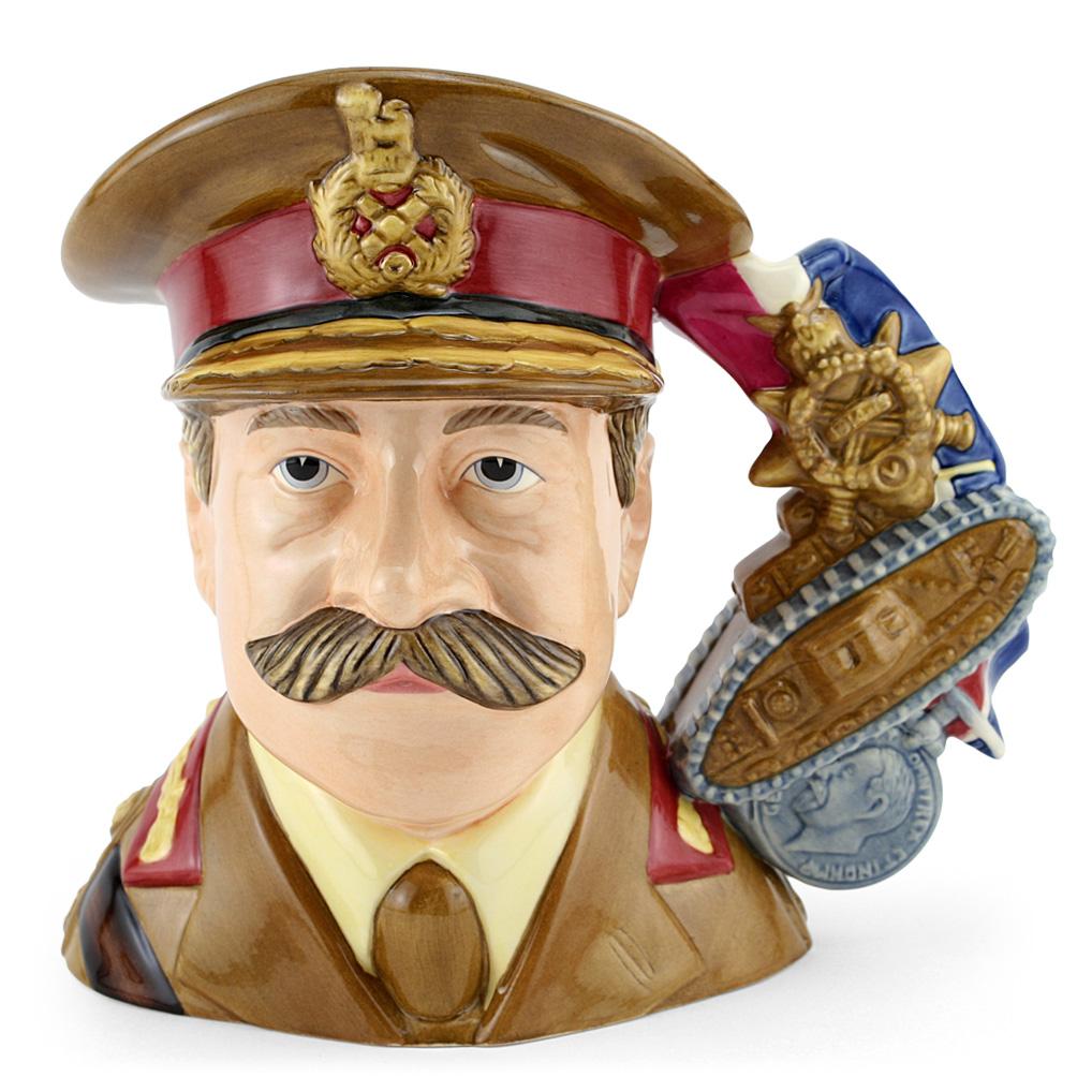 General Haig D7231 - Large - Royal Doulton Character Jug