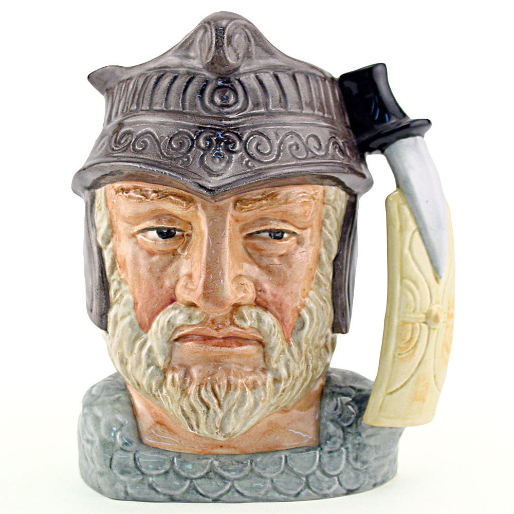 Gladiator D6550 - Large - Royal Doulton Character Jug