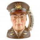 Glenn Miller D6970 - Large - Royal Doulton Character Jug