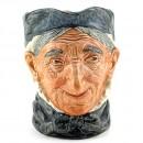 Granny Toothless D5521 - Large - Royal Doulton Character Jug
