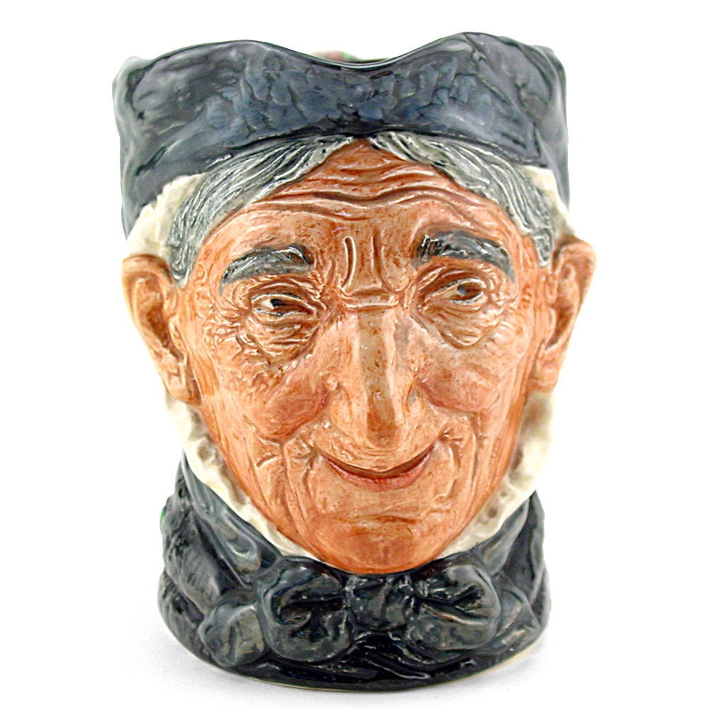 Granny Toothless D5521 - Large - Royal Doulton Character Jug