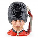 Guardsman D6755 - Large - Royal Doulton Character Jug