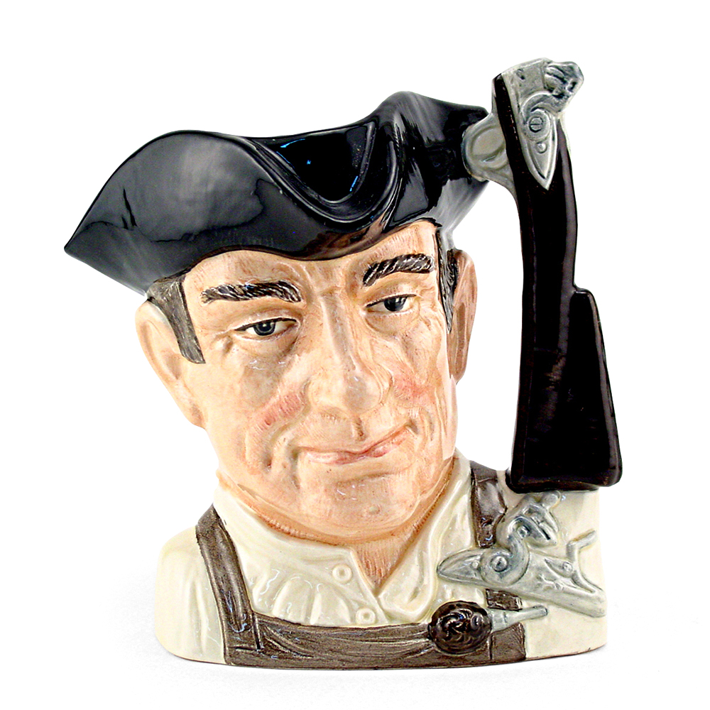Gunsmith D6573 - Large - Royal Doulton Character Jug