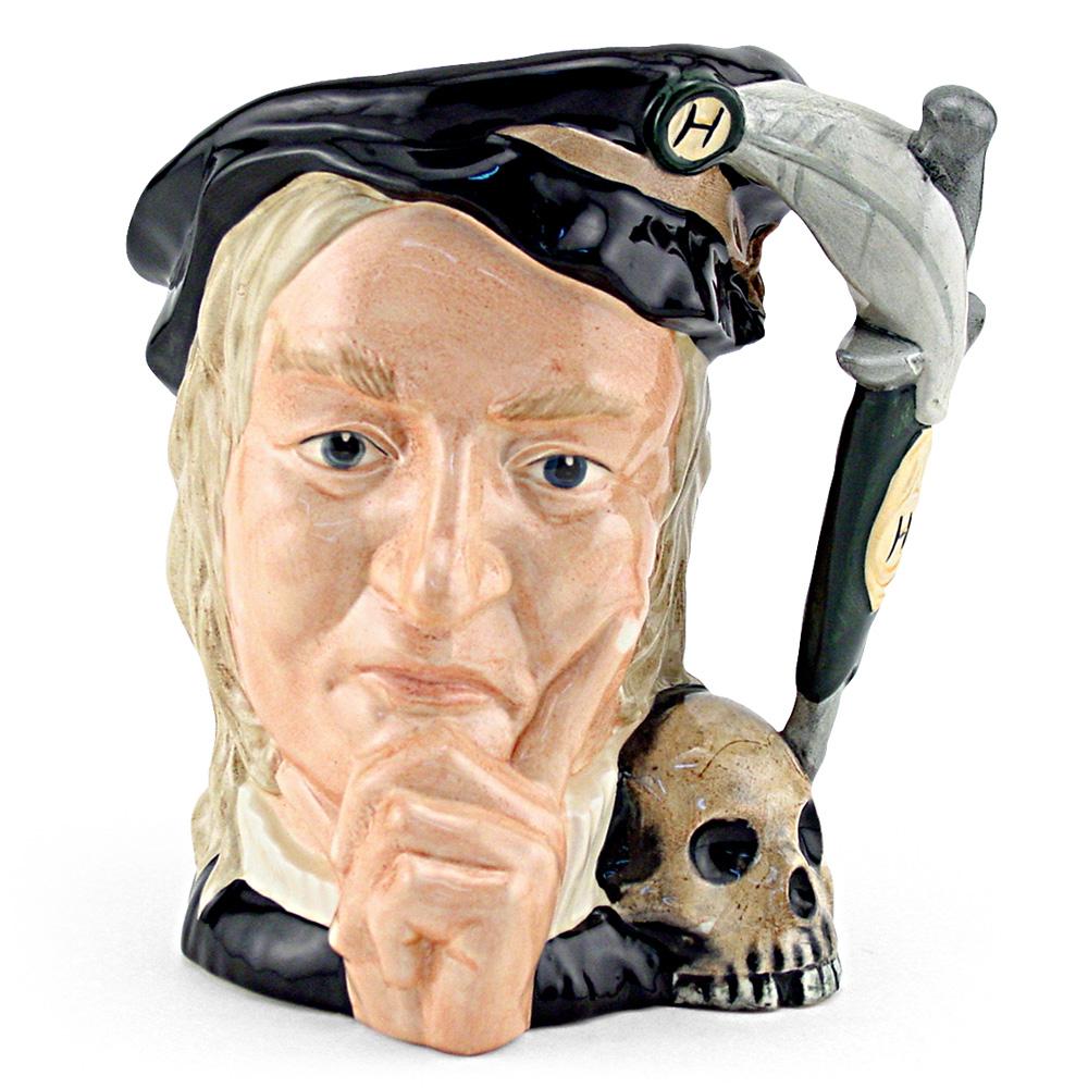 Hamlet D6672 - Large - Royal Doulton Character Jug