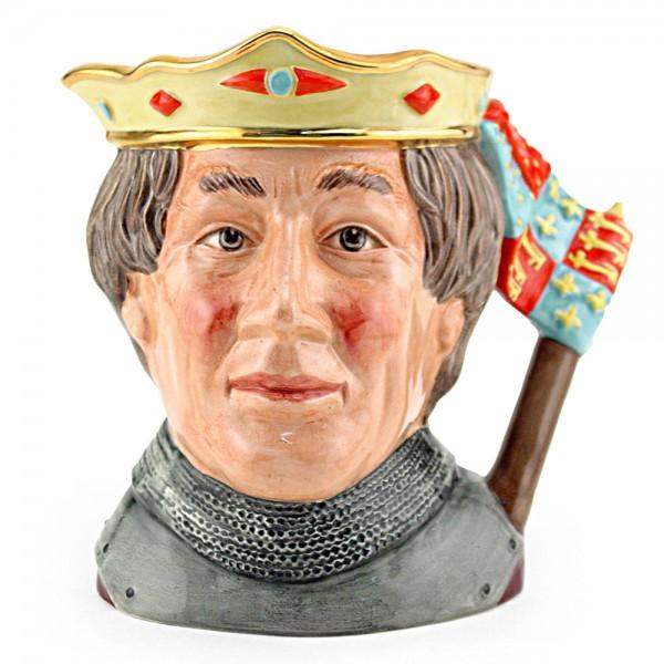 Henry V Embossed D6671 - Large - Royal Doulton Character Jug