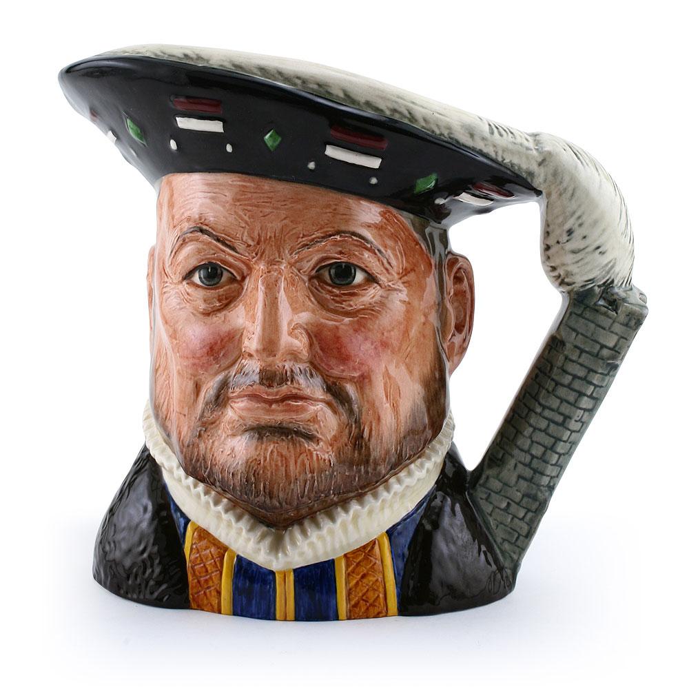 Henry VIII - Prototype - Royal Doulton Character Jug