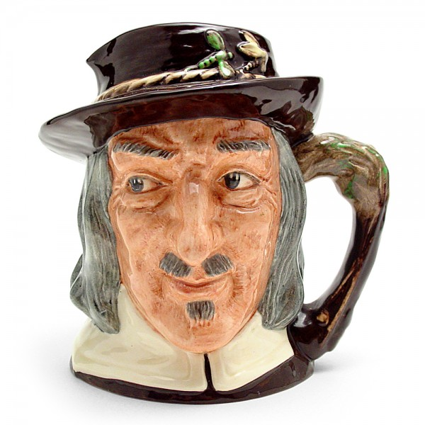 Izaak Walton D6404 - Large - Royal Doulton Character Jug