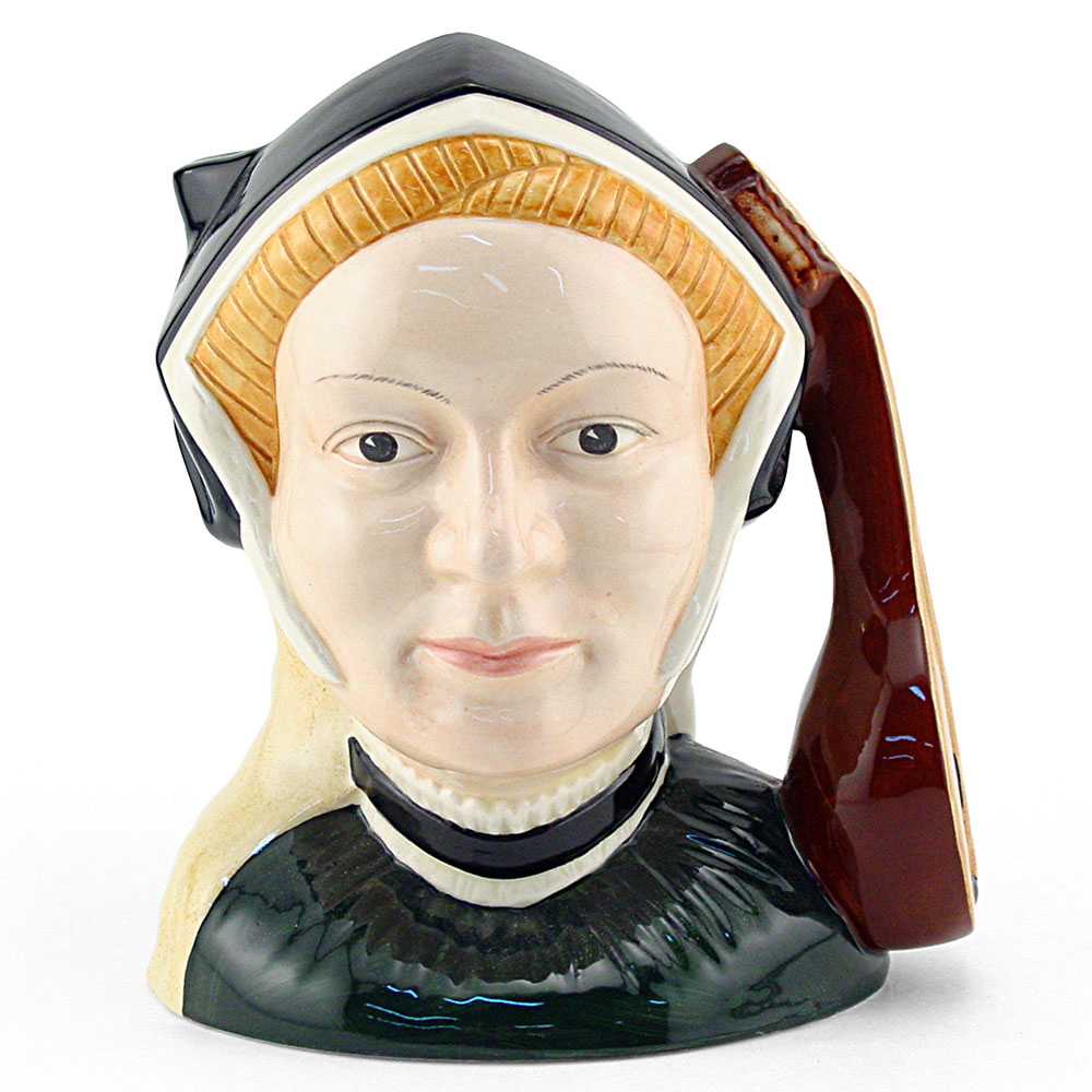 Jane Seymour D6646 - Large - Royal Doulton Character Jug