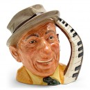 Jimmy Durante D6708 - Large - Royal Doulton Character Jug