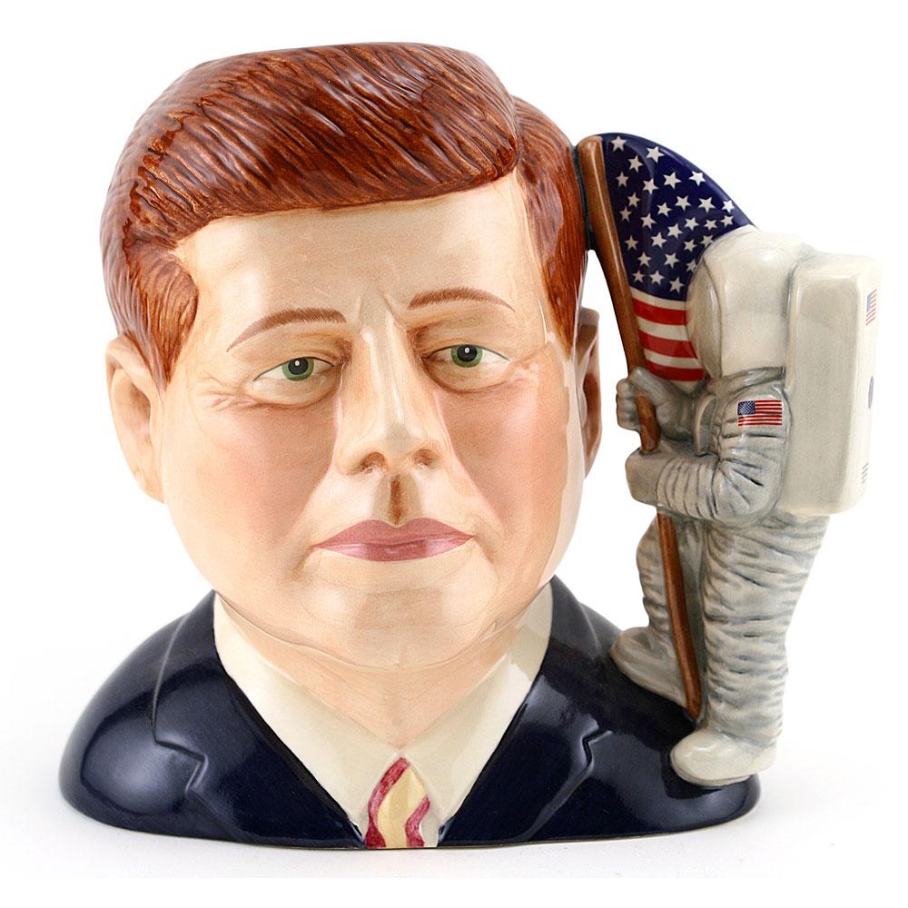 John F. Kennedy D7246 - Royal Doulton Character Jug