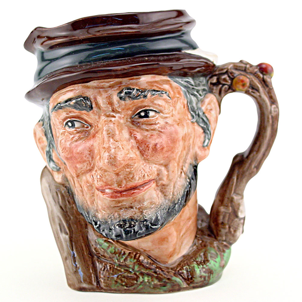 Johnny Appleseed D6372 - Large - Royal Doulton Character Jug