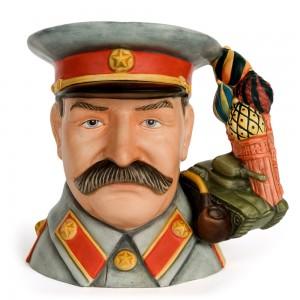 Joseph Stalin D7284 - Large - Royal Doulton Character Jug