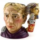 Julius Caesar D7220 - Large - Royal Doulton Character Jug