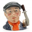 Little Mester D6819 - Large - Royal Doulton Character Jug
