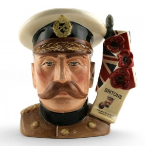 Lord Kitchener D7148 - Large - Royal Doulton Character Jug