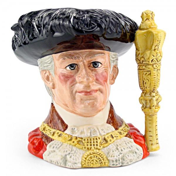 Lord Mayor of London D6864 - Large - Royal Doulton Character Jug