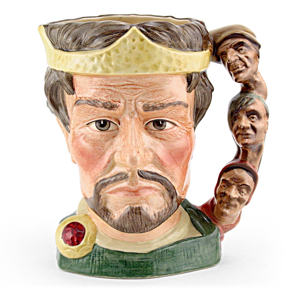 Macbeth D6667 - Large - Royal Doulton Character Jug
