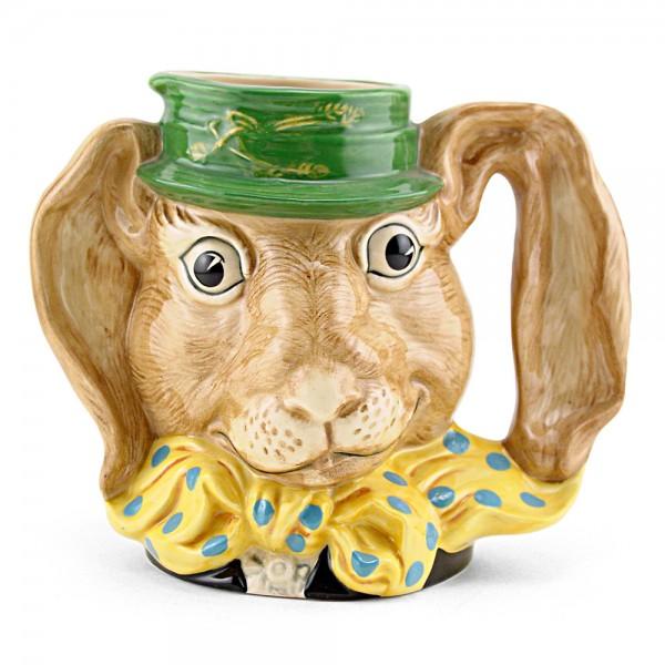 March Hare D6776 - Large - Royal Doulton Character Jug