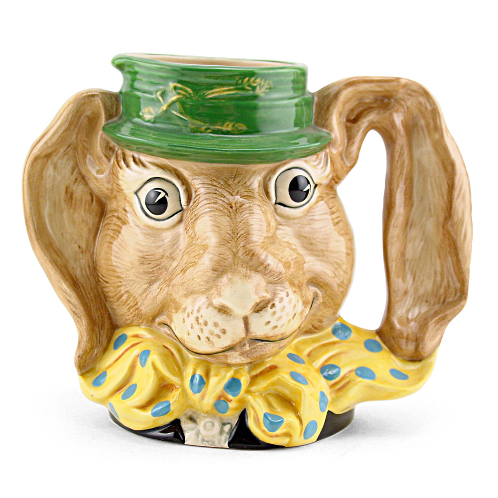 March Hare D6776 - Large - Royal Doulton Character Jug