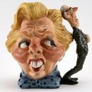 Margaret Thatcher - Large - Royal Doulton Character Jug