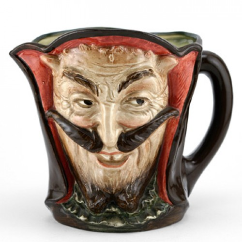 Mephistopheles D5757 (Without Verse) - Large - Royal Doulton Character Jug