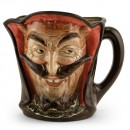Mephistopheles with Verse D5757 - Large - Royal Doulton Character Jug
