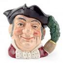 Mine Host D6468 - Large - Royal Doulton Character Jug