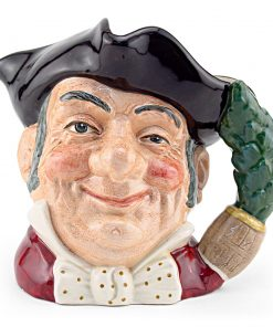 Mine Host D6468 - Large - Royal Doulton Character Jug