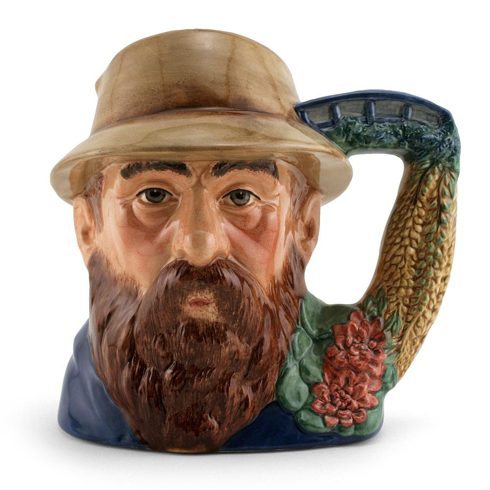 Monet D7150 - Large - Royal Doulton Character Jug