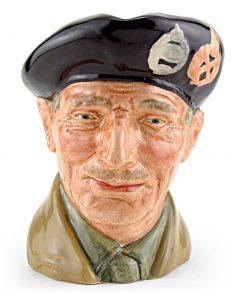 Monty D6202 - Large - Royal Doulton Character Jug