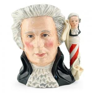 Mozart D7031 - Large - Royal Doulton Character Jug